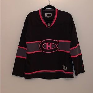 Authentic Montreal Canadians Women's Jersey